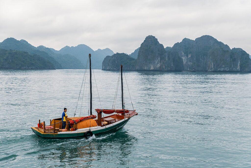 Fishermen boat 5