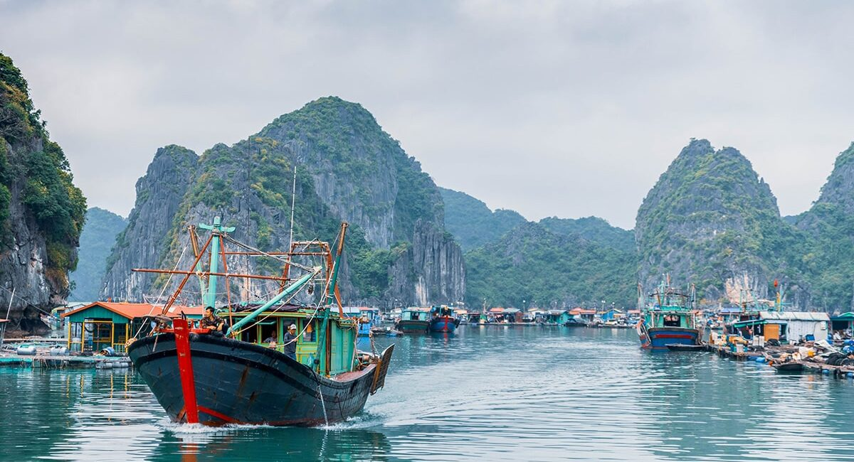 Why choosing Lan Ha Bay over Halong bay for your cruise is the best option